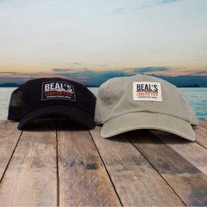 beals lobster pier hats