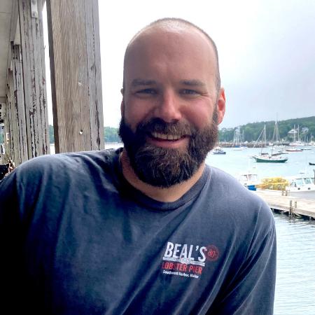 Justin Snyder Dock Manager
